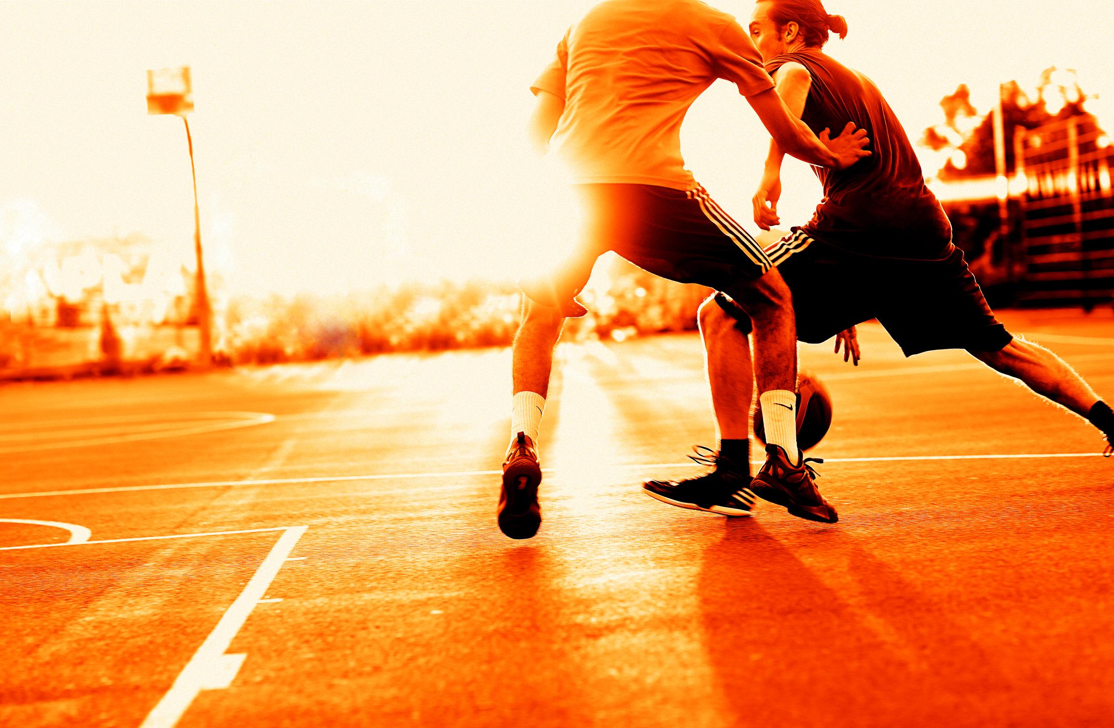 Parks Atheletics Basketball13