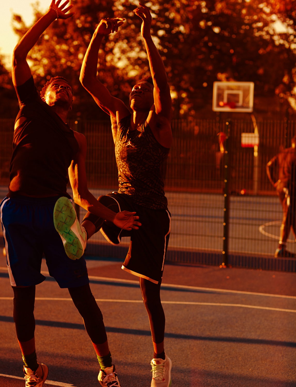 Parks Atheletics Basketball12