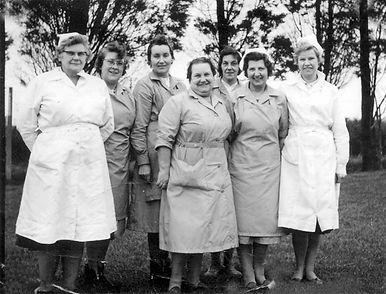 Pilning School Dinner Lady's.jpg