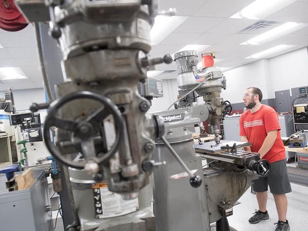 Lawrence Technological University Fabrication Lab