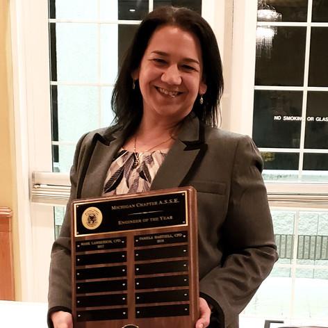 Pam Hartsell Named President of ASPE