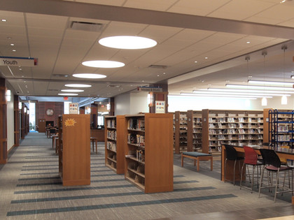 Commerce Township Library