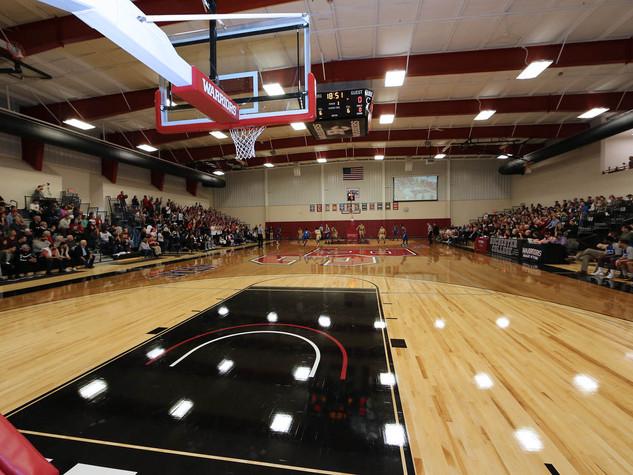 Rochester College Garth Pleasant Gymnasium