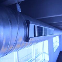 HVAC Design for Mitigating Airborne Illnesses