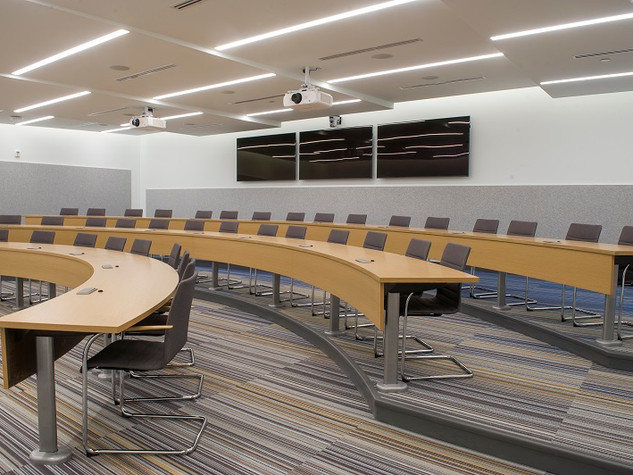 Walsh College Livernois & Interiors