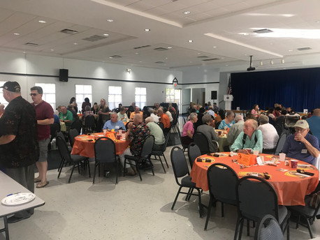 24th Annual Thanksgiving Dinner and Celebration at the Saint Anthony Parish Center