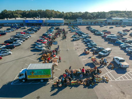 Dade City Mobile Pantry 12.19.2019