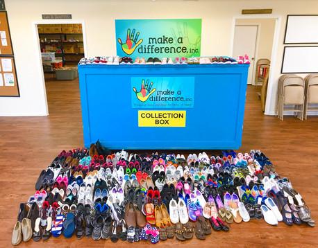 Bridgeway Church Shoe Donation 7.24.19