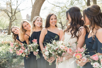 Dusty pink spring wedding with local Hudson Valley flowers 56.jpg