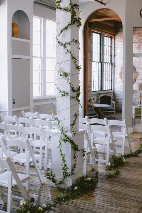 Spring Metropolitan Building Wedding 15.
