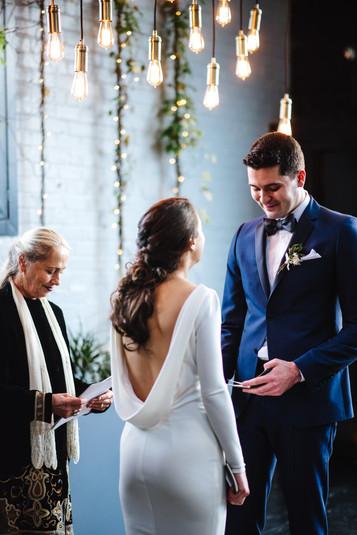 501 Union Aussie Inspired Winter Wedding