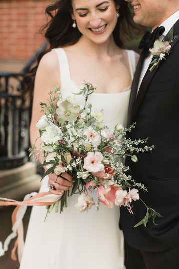 Dusty pink spring wedding with local Hudson Valley flowers 35.jpg