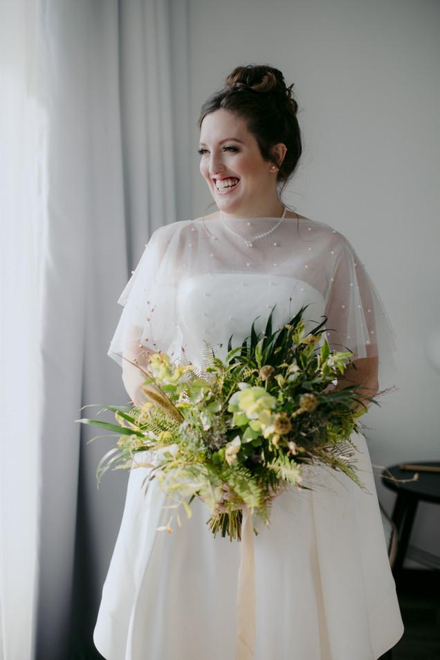 All Greenery Dobbin St Wedding 6.jpg