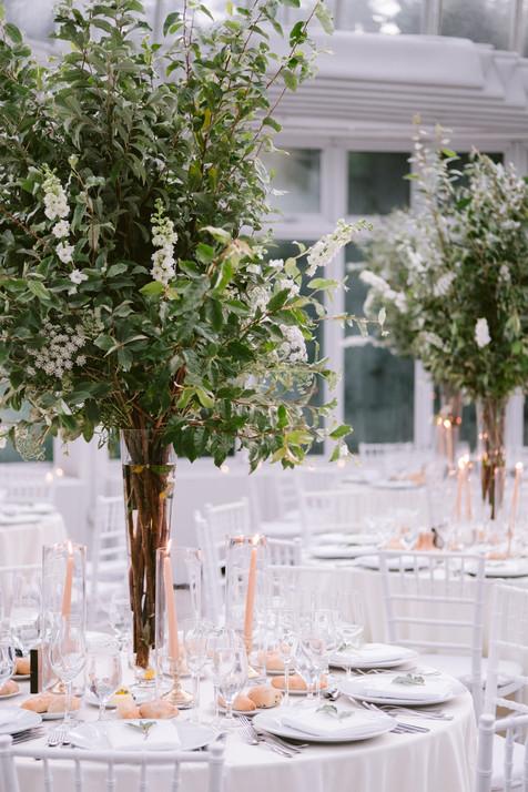 Tuscan Inspired Brooklyn Botanic Garden