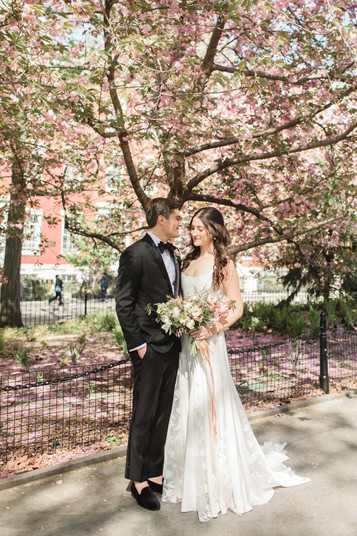 Dusty pink spring wedding with local Hudson Valley flowers 42.jpg