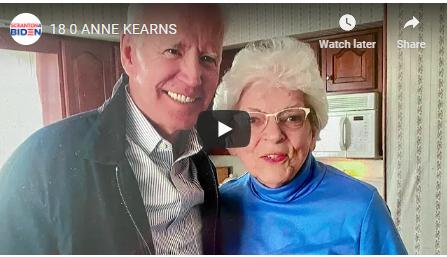 Anne Kearns, Owner of Joe Biden's Childhood Home | A Pennsylvania Neighborhood 'Bloc' Party