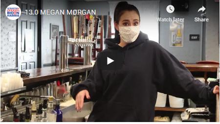 Megan Morgan, Bartender | A Pennsylvania Neighborhood 'Bloc' Party