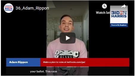 Adam Rippon, Olympic Figure Skater | A Pennsylvania Neighborhood 'Bloc' Party