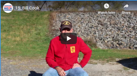 Bill Cook, Marine Veteran | A Pennsylvania Neighborhood 'Bloc' Party