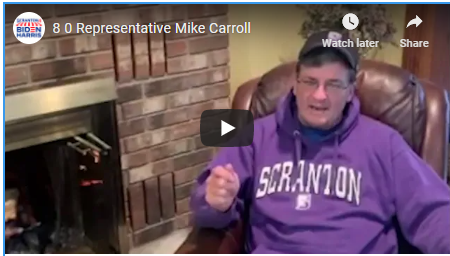 Rep. Mike Carroll | A Pennsylvania Neighborhood 'Bloc' Party