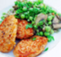 Rye Recipes - Rye patties