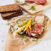 Rye Recipes - The Swede
