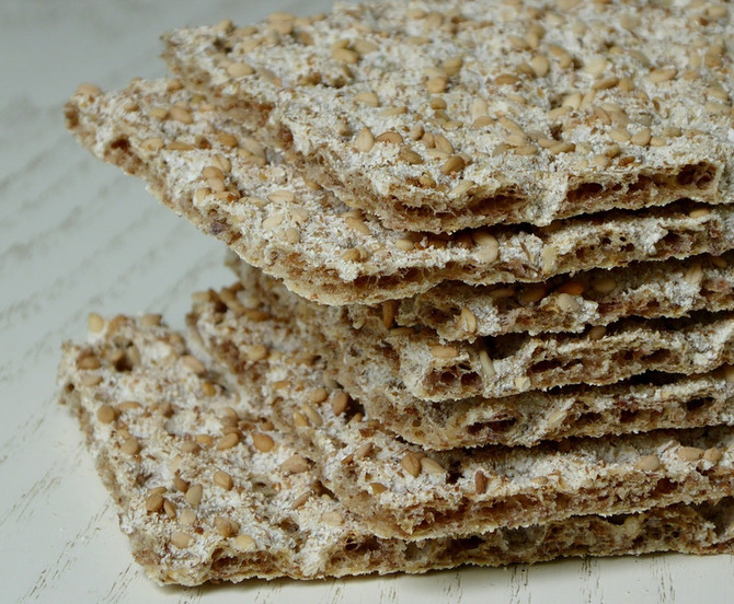 Beneficial effects on satiety and insulin from rye crispbreads