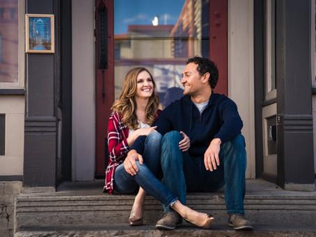 Alana & Tony