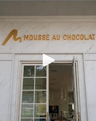 """Sweet Art exhibition"" at Mousse au Chocolat Cafe, City Walk, Dubai!"