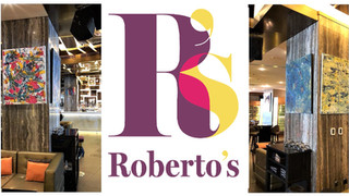 An explosion of flavours and colours at Roberto's, Galleria Mall, Abu Dhabi!