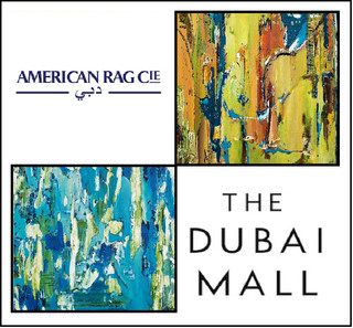 """""""Time Swims"""" and """"Algae"""" hits the newly opened American Rag Cie store @ The Duba"""