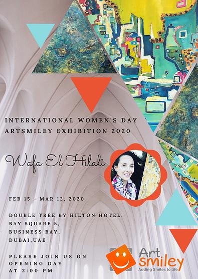 Wafa El Hilali invitation artsmiley.png