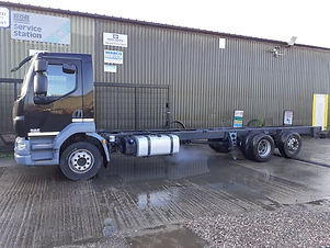 Daf LF55-250 21ton chassis cab