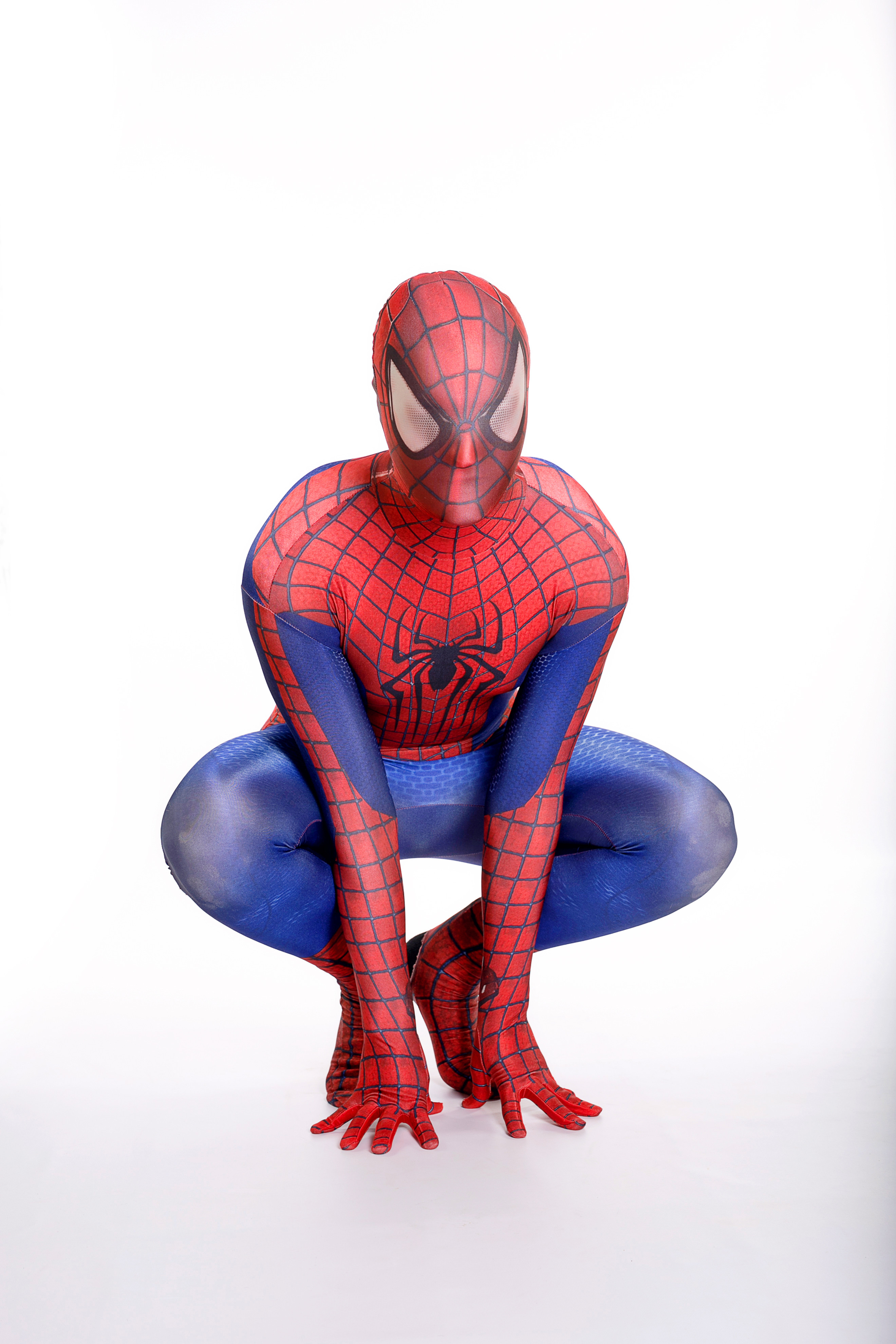 30mins Spidey Character Visit