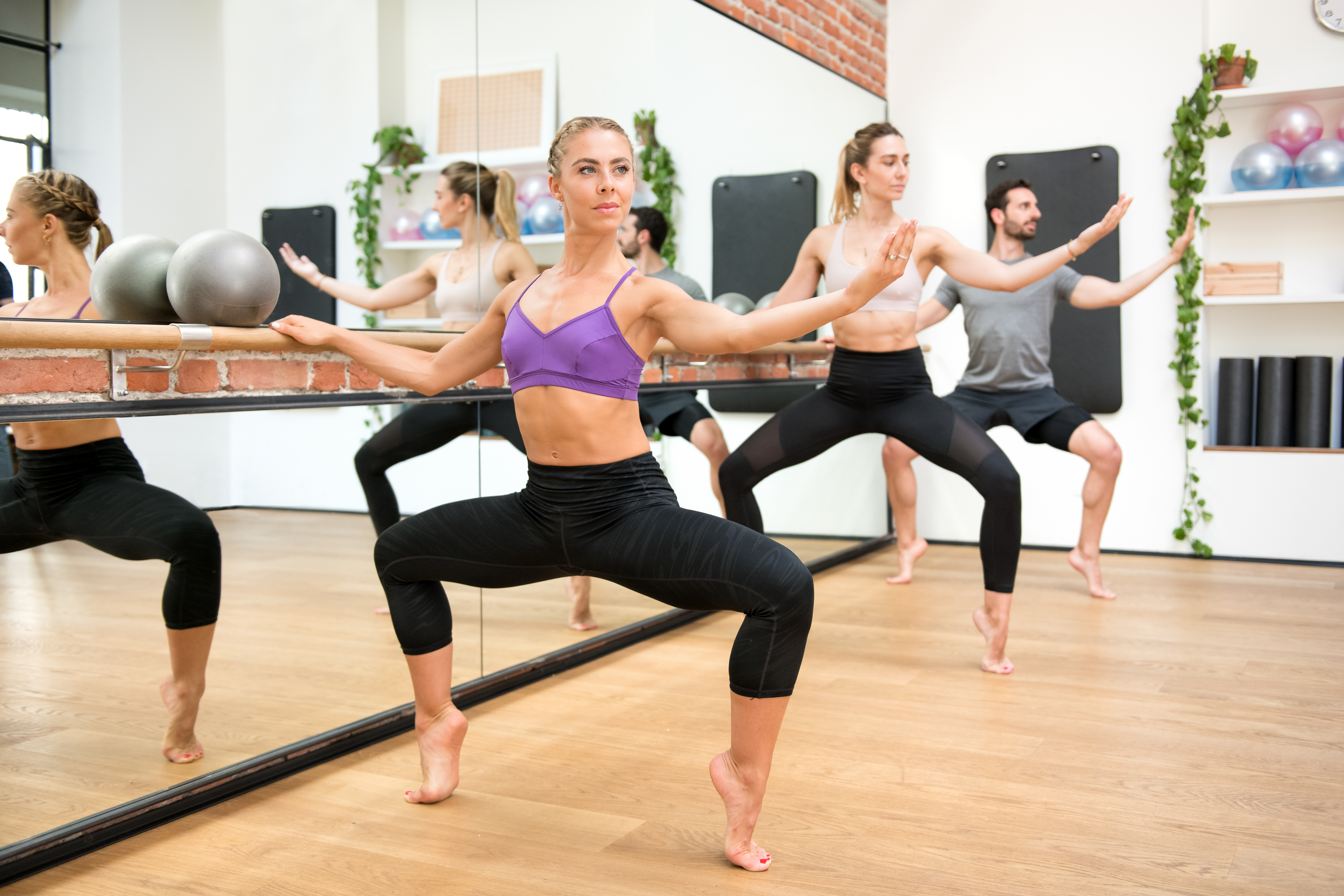 Ultimate Barre Outdoors