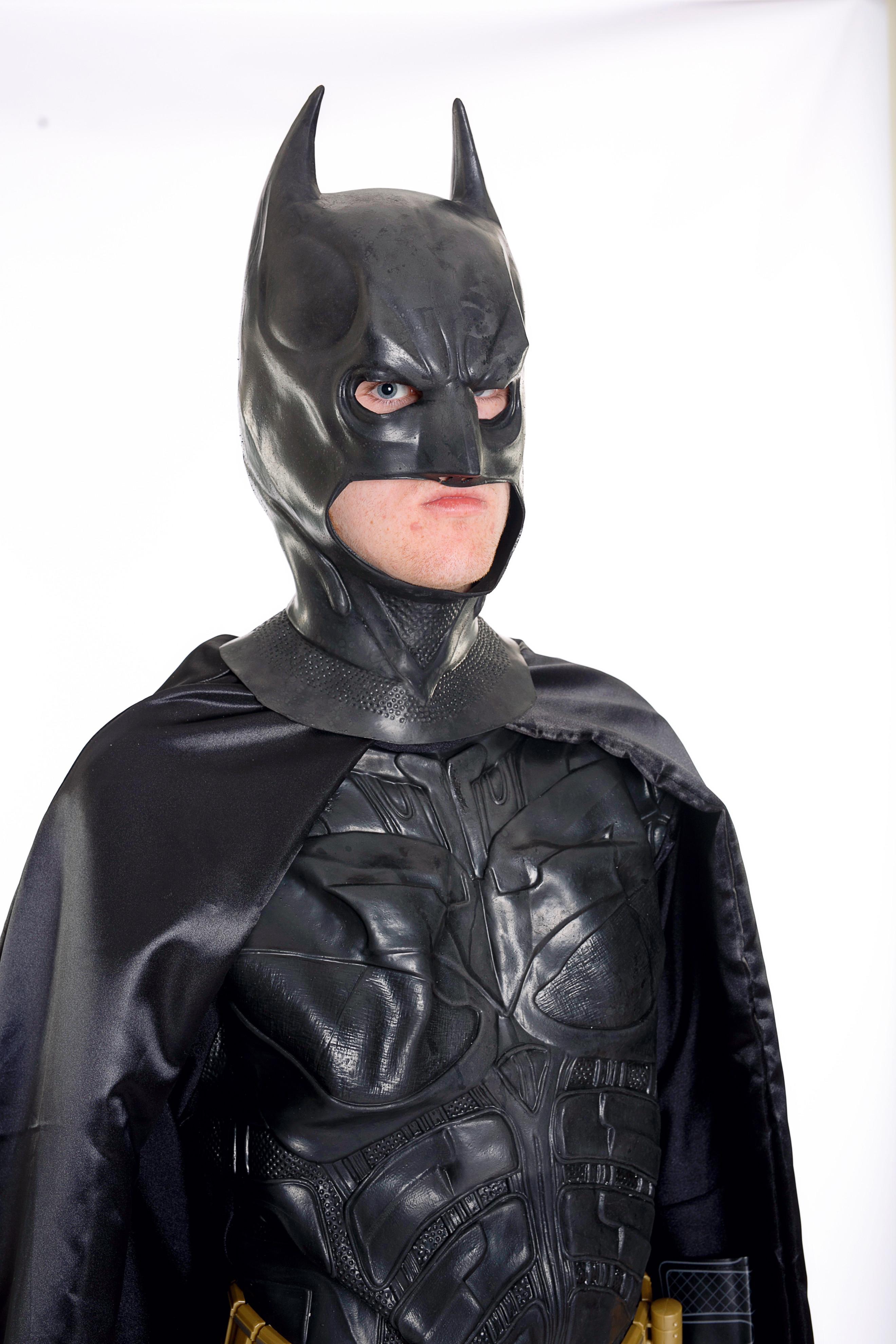 Bat Hero 30mins Character Visit