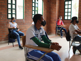 412 estudiantes con discapacidad cognitiva y mental reciben formación integral para el trabajo