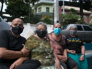 La Alcaldía de Medellín avanza en el pago del programa de Apoyo Económico para personas mayores
