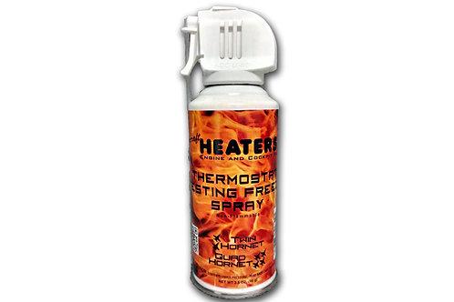 Testing Freeze Spray