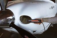 aircraft engine compartment & cockpit preheater