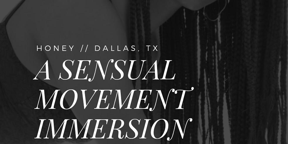 Honey // A Sensual Movement & Embodiment Immersion (1)