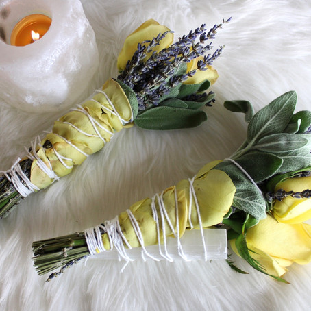 We Will No Longer Offer White Sage and Palo Santo Smudge Sticks, Here's Why...