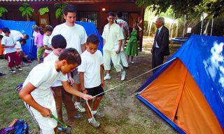Campamento Urbano Ayto. Burgos