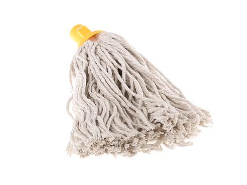 16oz Yellow Cotton Mop Head