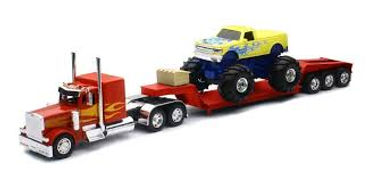 1.32 Low Hauler With Pick Up