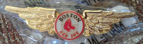 BOSTON RED SOX PILOT WINGS Lapel Pin