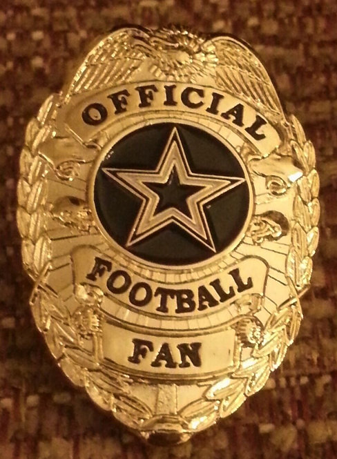 OFFICIAL DALLAS COWBOYS FOOTBALL FAN