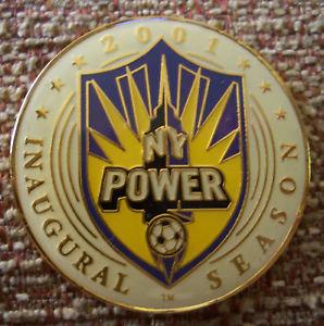 WUSA 2001 INAUGURAL SEASON N.Y. POWER COIN