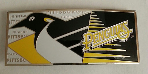 NHL PITTSBURGH PENGUINS French Clip - Hair Clip