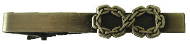 CM-4860TBS - Genealogy Symbol Tie Bar